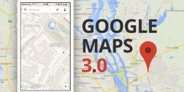 google maps mejoras visual engineering