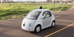 automóvil autónomo de google visual engineering