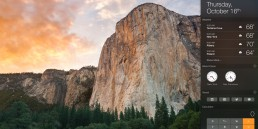 mac os x yosemite visual engineering