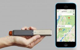 Gotenna smartphone visual engineering