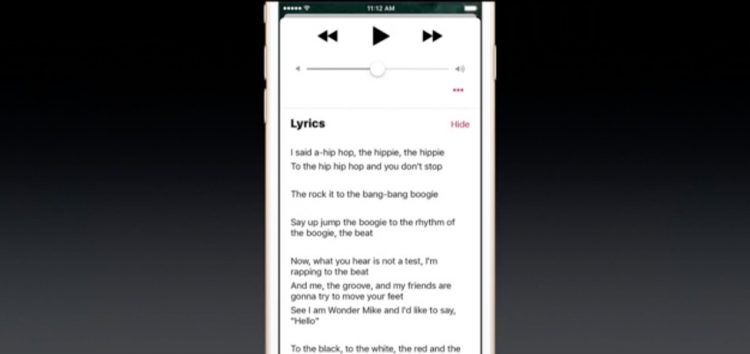 wwdc-2016-music-lyrics