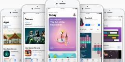 app store ios 11 visual engineering
