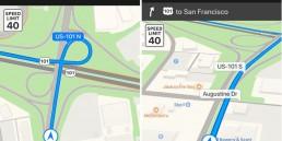 ios 11 apple maps visual engineering