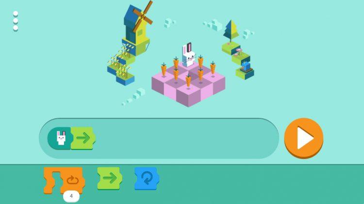 doodle lenguaje de programación para niños visual engineering