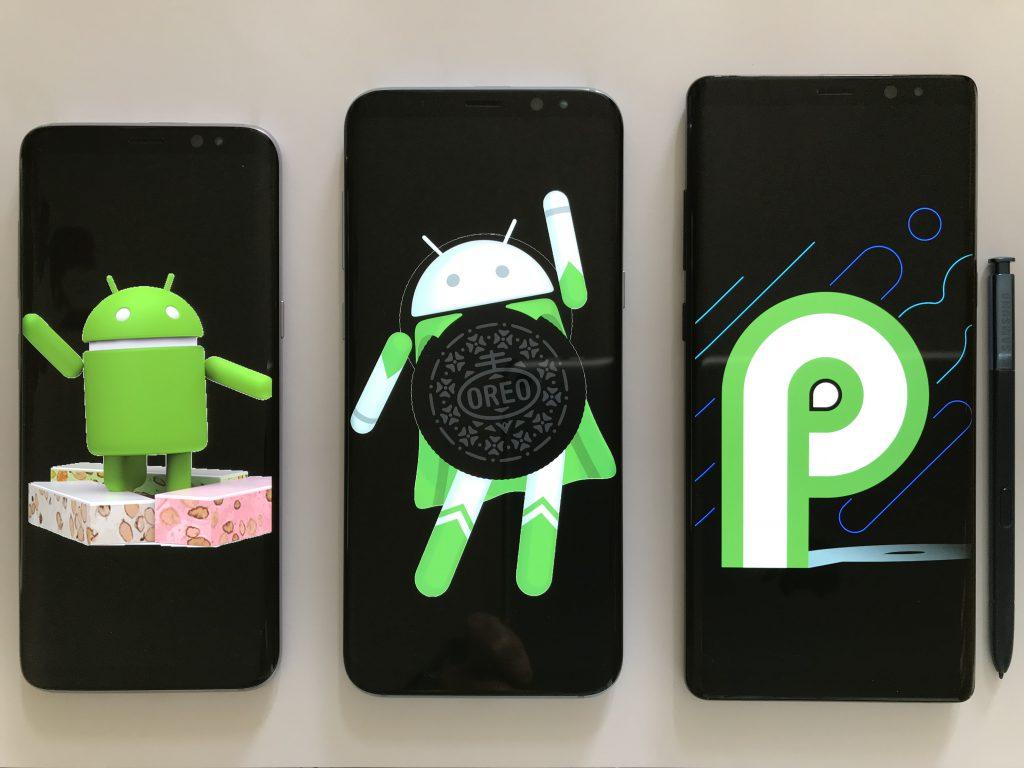 Google_Android p visual engineering