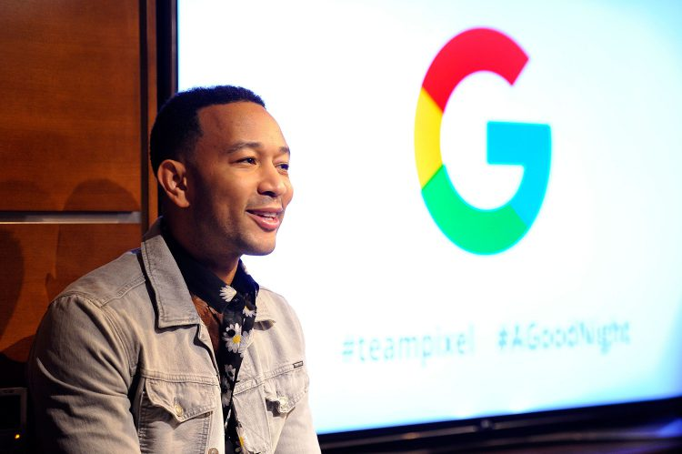 john legend google assistant