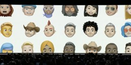 memojis ios12 visual engineering