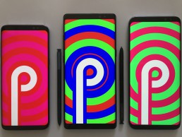 Android p visual engineering